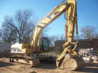CATERPILLAR 履带式挖掘机 324DL equipment  photo 1