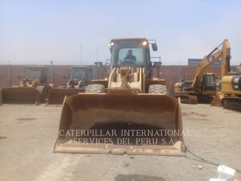 CATERPILLAR PALE GOMMATE/PALE GOMMATE MULTIUSO 950H equipment  photo 2