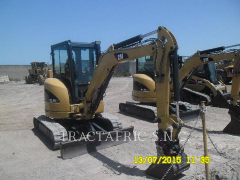 CATERPILLAR EXCAVADORAS DE CADENAS 303.5DCR equipment  photo 1