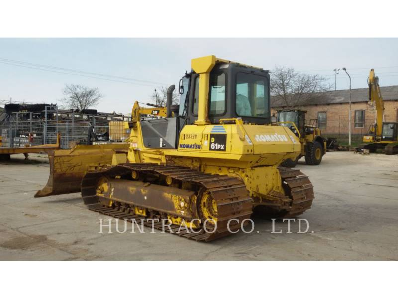 KOMATSU LTD. KETTENDOZER D61PX-15 equipment  photo 4