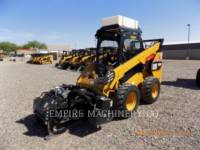 CATERPILLAR MINICARGADORAS 262D XPS equipment  photo 4