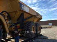 CATERPILLAR CAMIONES ARTICULADOS 740B TG equipment  photo 7