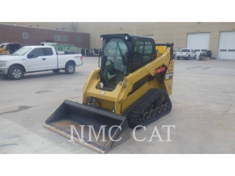 CATERPILLAR PALE CINGOLATE MULTI TERRAIN 257D equipment  photo 1