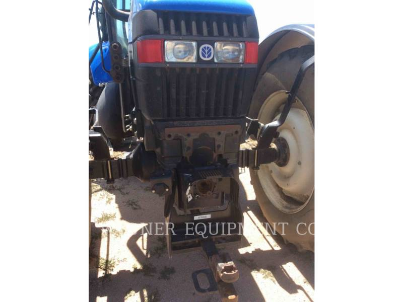 NEW HOLLAND LTD. AG TRACTORS TV145 equipment  photo 8