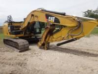 Equipment photo CATERPILLAR 320EL9 TRACK EXCAVATORS 1