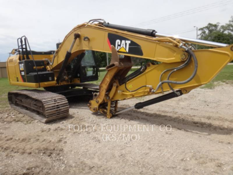 CATERPILLAR TRACK EXCAVATORS 320EL9 equipment  photo 1