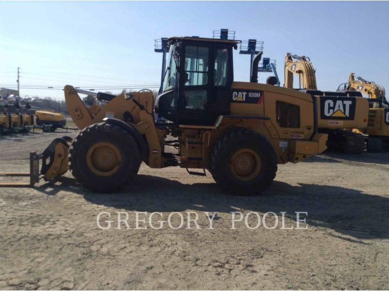 CATERPILLAR CARGADORES DE RUEDAS 930 equipment  photo 7