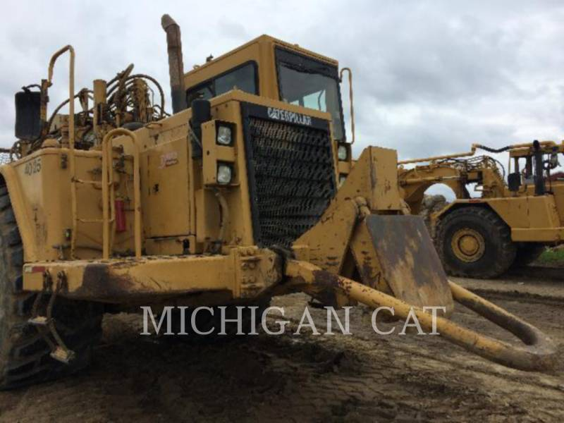 CATERPILLAR MOTOESCREPAS 627F equipment  photo 2