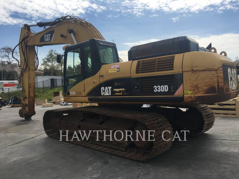 CATERPILLAR PELLES SUR CHAINES 330 D L equipment  photo 1