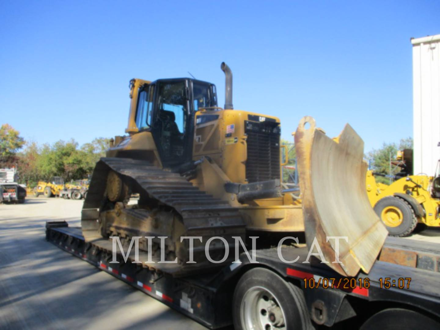 Detail photo of 2013 Caterpillar D6N from Construction Equipment Guide