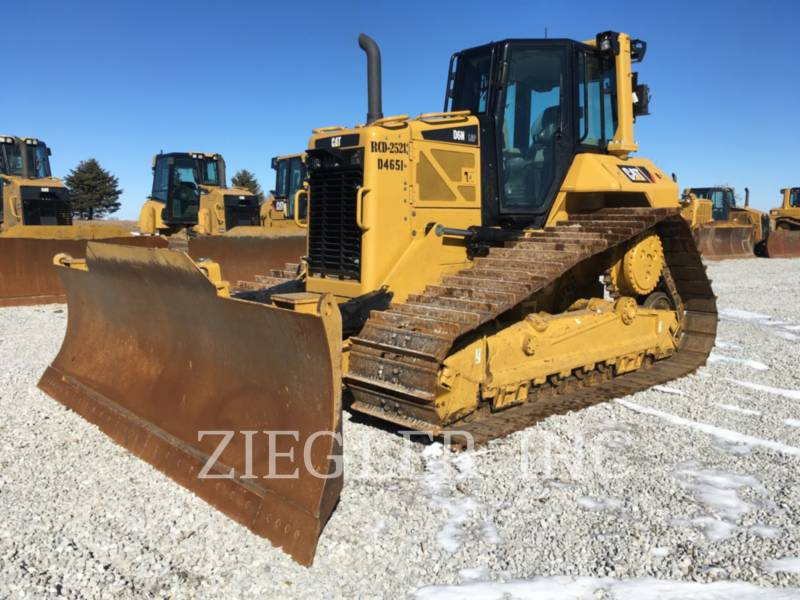 CATERPILLAR TRACTEURS SUR CHAINES D6NLGPA equipment  photo 3