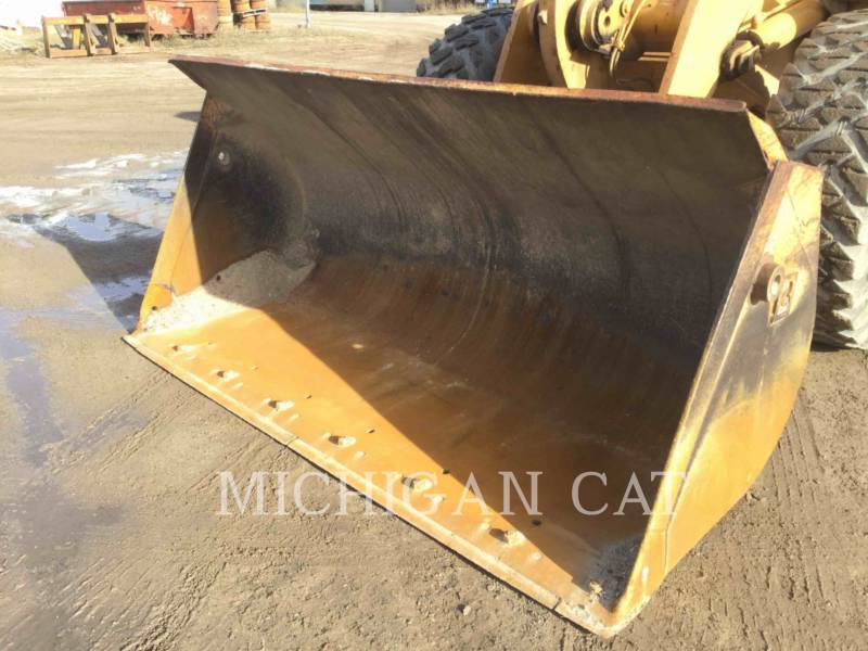 CATERPILLAR PALE GOMMATE/PALE GOMMATE MULTIUSO 938F equipment  photo 15