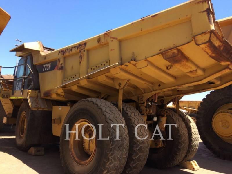 CATERPILLAR OFF HIGHWAY TRUCKS 773F equipment  photo 4