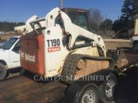 BOBCAT SKID STEER LOADERS BOB T190 equipment  photo 2