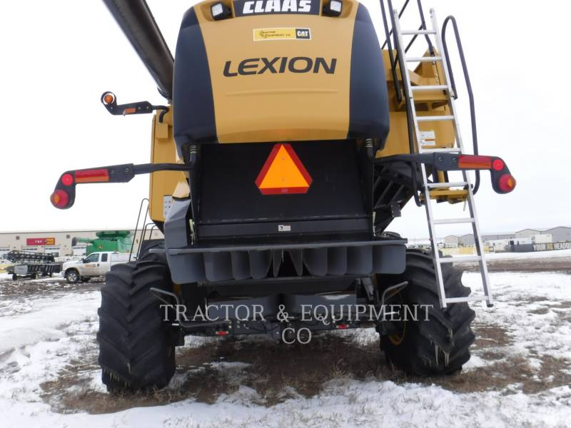 LEXION COMBINE コンバイン LX580R equipment  photo 6