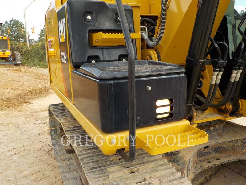 CATERPILLAR ESCAVADEIRAS 312EL equipment  photo 6