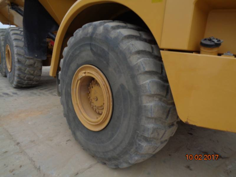 CATERPILLAR TOMBEREAUX ARTICULÉS 740B equipment  photo 20