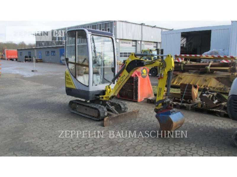 NEUSON KOPARKI GĄSIENICOWE 1404 equipment  photo 4