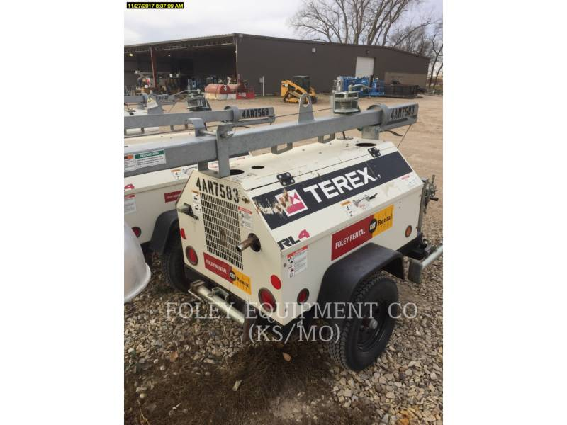 TEREX CORPORATION TORRE DE ALUMBRADO RL4 equipment  photo 3