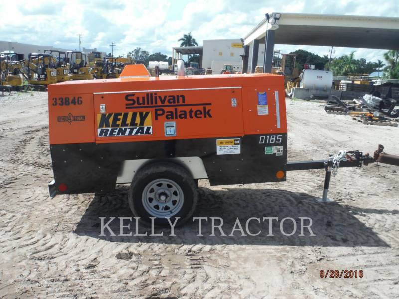 SULLIVAN COMPRESOR AER D185P DZ equipment  photo 2