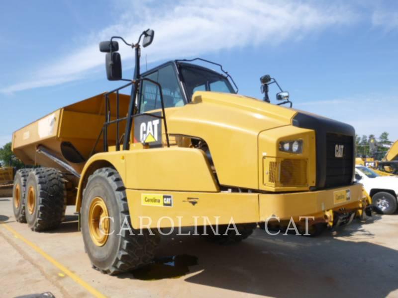 CATERPILLAR CAMIONES ARTICULADOS 745C equipment  photo 3