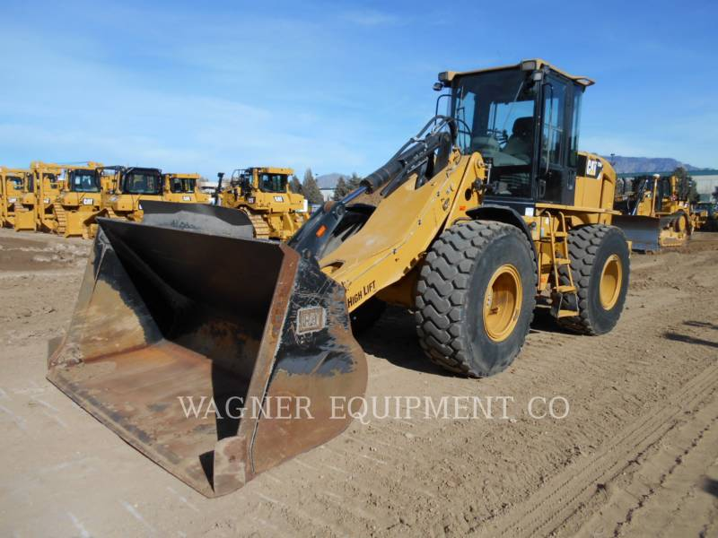 CATERPILLAR WHEEL LOADERS/INTEGRATED TOOLCARRIERS 924H ITHL equipment  photo 1