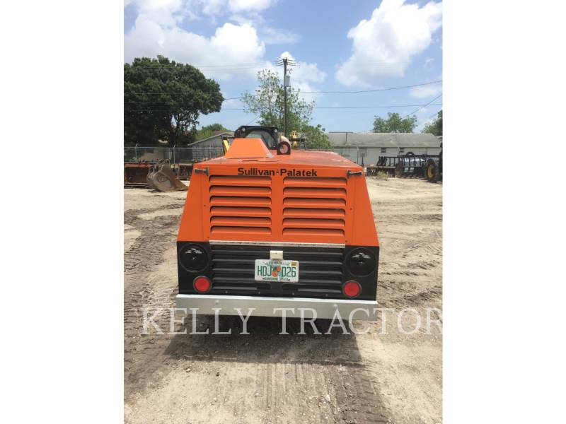 SULLIVAN AIR COMPRESSOR D185P DZ equipment  photo 3