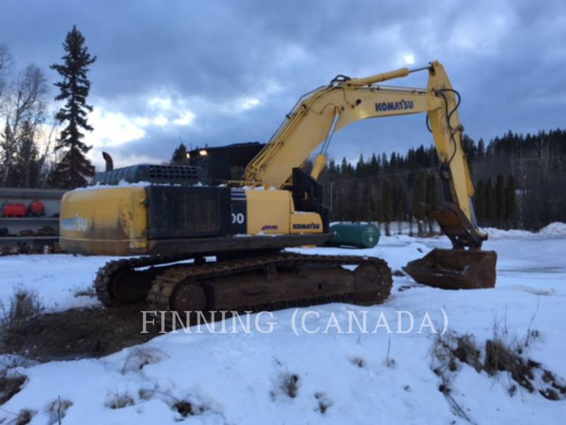 KOMATSU FORESTAL - EXCAVADORA PC300 equipment  photo 1
