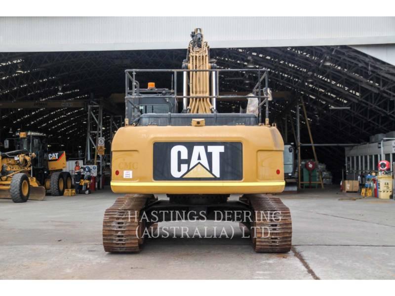 CATERPILLAR TRACK EXCAVATORS 324DL equipment  photo 8