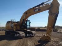 Equipment photo CATERPILLAR 349FL    P TRACK EXCAVATORS 1