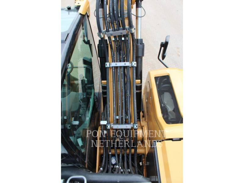 CATERPILLAR KOPARKI KOŁOWE M 316 F equipment  photo 15