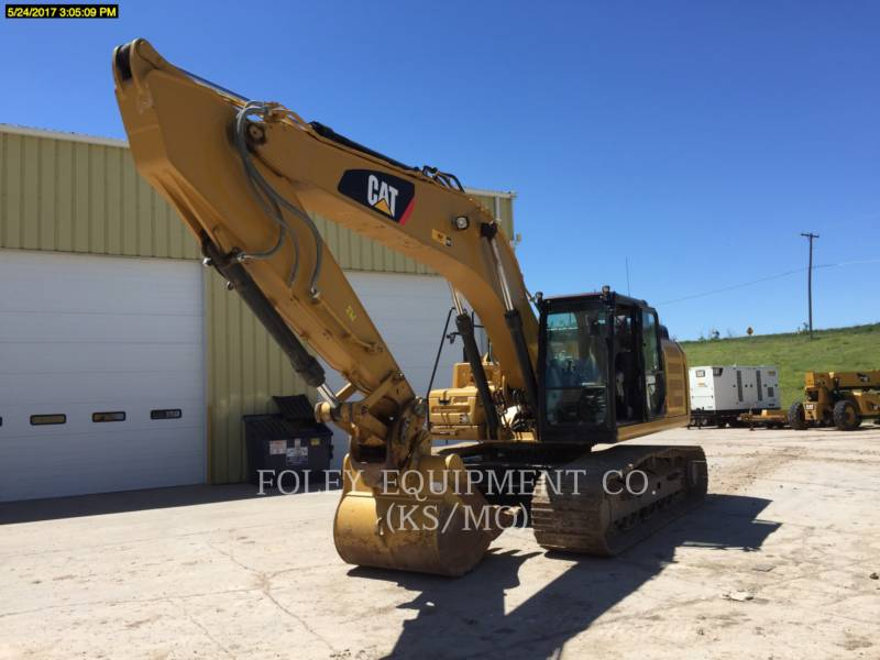 CATERPILLAR ESCAVATORI CINGOLATI 329FL equipment  photo 2