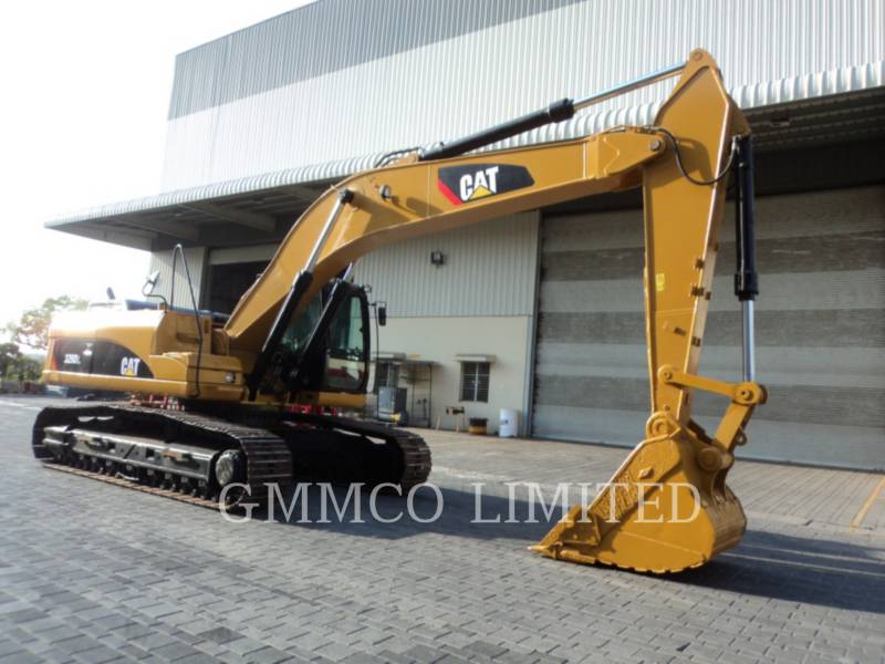 CATERPILLAR TRACK EXCAVATORS 329D equipment  photo 3