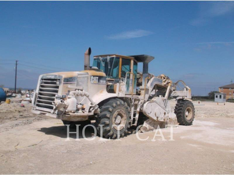 CATERPILLAR STABILIZERS / RECLAIMERS RM500 equipment  photo 1