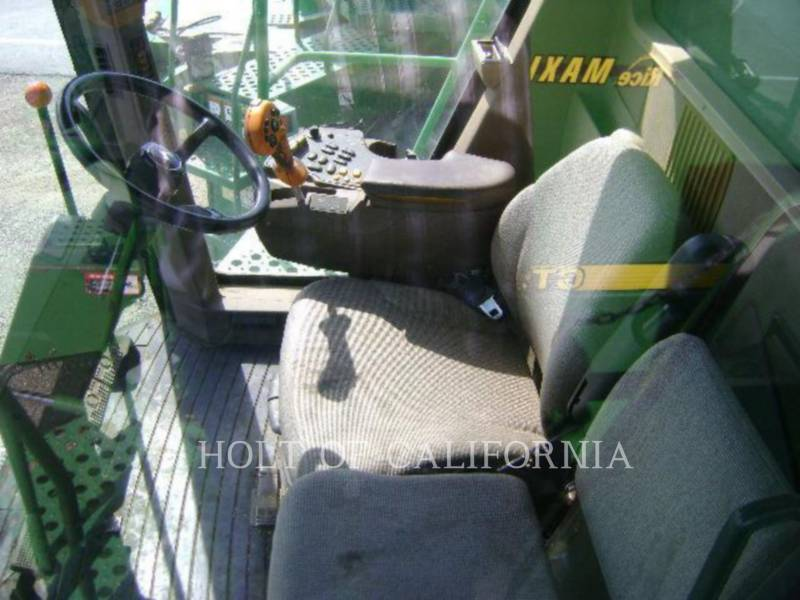 JOHN DEERE COMBINÉS 9650 CTS    GT10684 equipment  photo 3