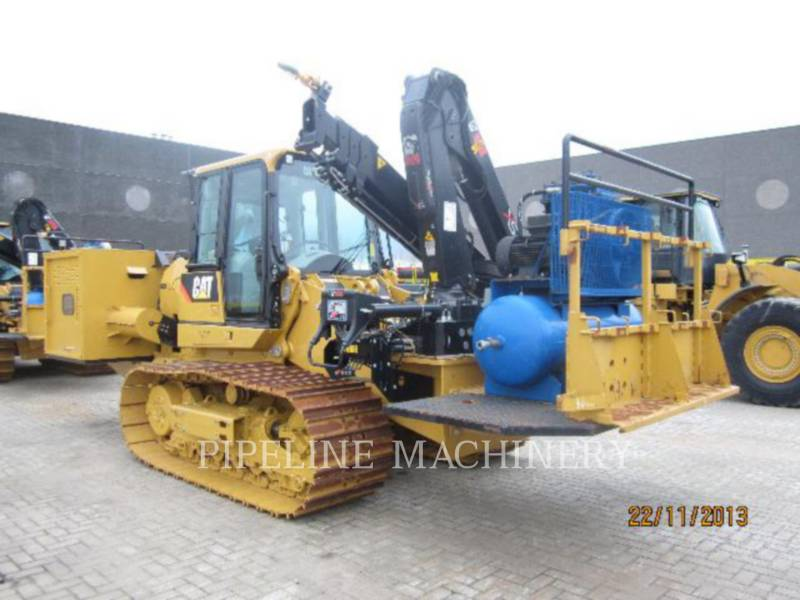 CATERPILLAR PALE CINGOLATE 953D equipment  photo 4