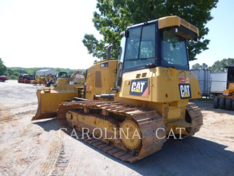 CATERPILLAR CIĄGNIKI GĄSIENICOWE D6K2 LGP equipment  photo 3