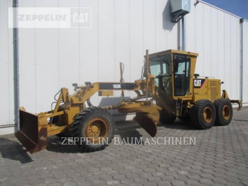Caterpillar AUTOGREDERE 160K equipment  photo 1