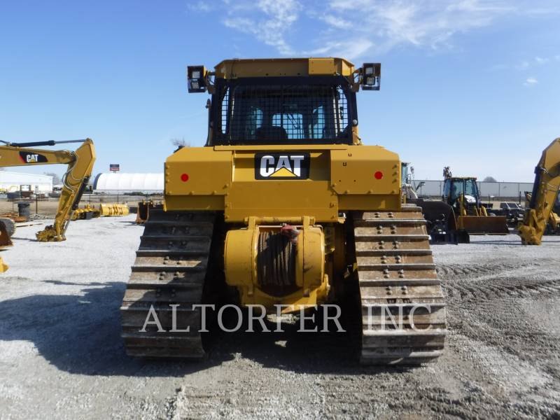 CATERPILLAR TRATTORI CINGOLATI D6TLGPVP equipment  photo 8