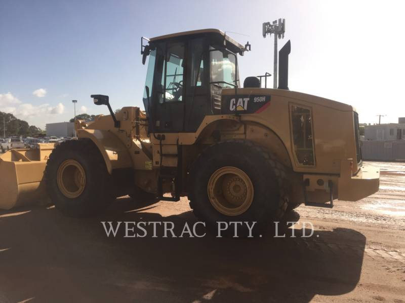 CATERPILLAR MINING WHEEL LOADER 950H equipment  photo 3
