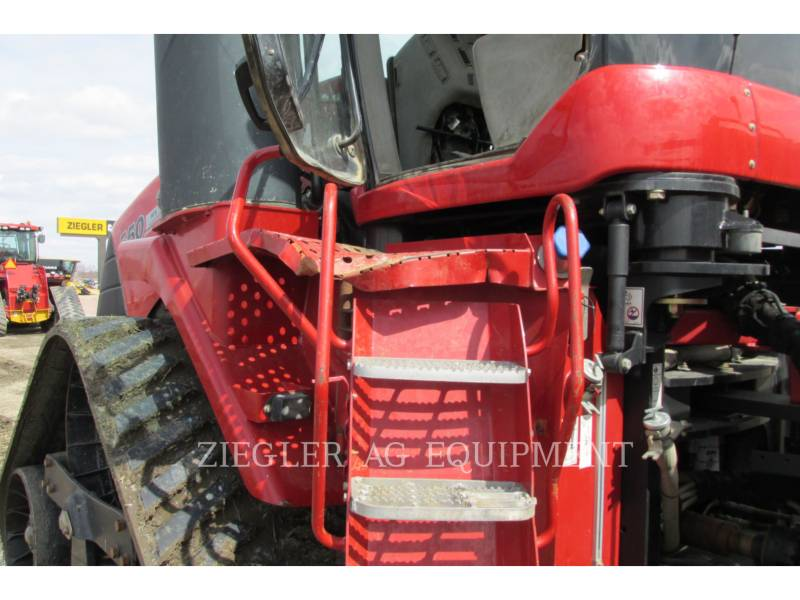 CASE/NEW HOLLAND TRACTORES AGRÍCOLAS 550QT equipment  photo 20