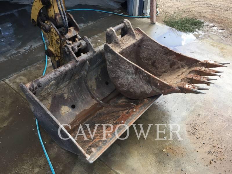 CATERPILLAR EXCAVADORAS DE CADENAS 305CR equipment  photo 9