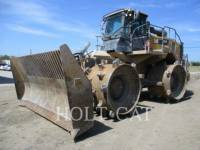Equipment photo CATERPILLAR 826K COMPACTEURS 1