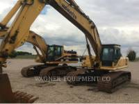 Equipment photo KOMATSU PC400LC7L KETTEN-HYDRAULIKBAGGER 1