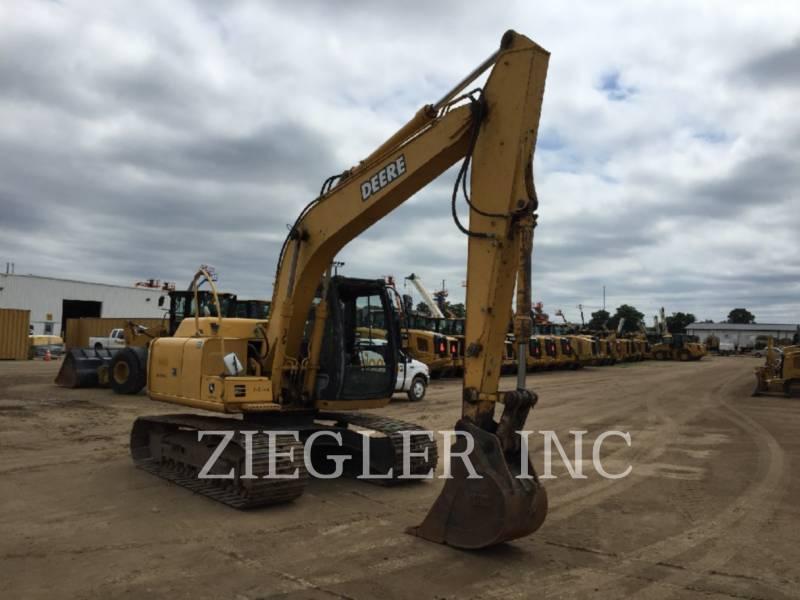 DEERE & CO. TRACK EXCAVATORS 120C equipment  photo 3