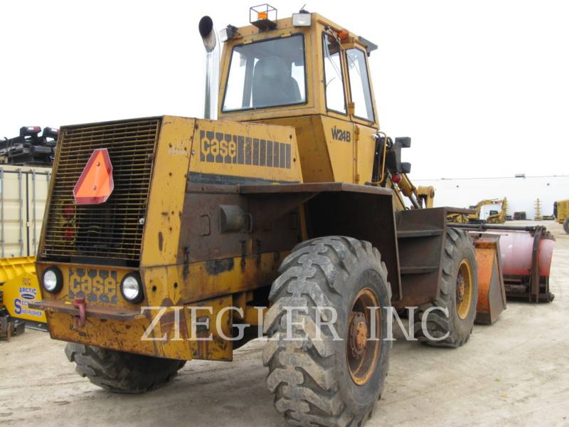 CASE/NEW HOLLAND WHEEL LOADERS/INTEGRATED TOOLCARRIERS W24B equipment  photo 4
