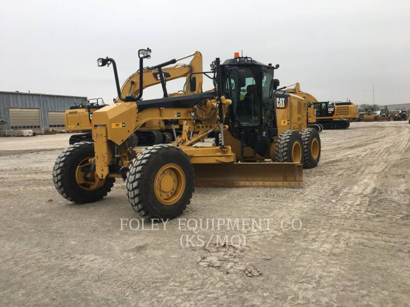 CATERPILLAR MOTOR GRADERS 160M3AWD equipment  photo 1