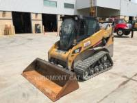 Caterpillar ÎNCĂRCĂTOARE PENTRU TEREN ACCIDENTAT 257B3 equipment  photo 1