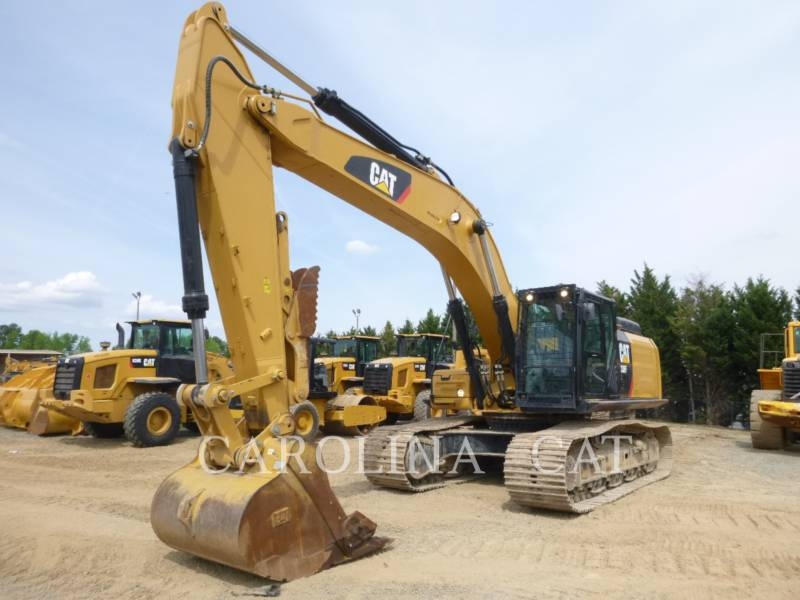 CATERPILLAR EXCAVADORAS DE CADENAS 336FL TH equipment  photo 7