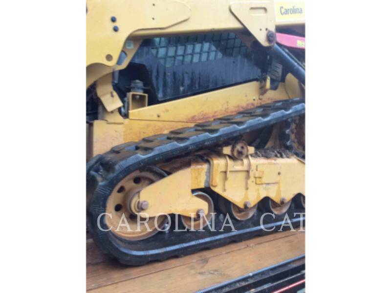 CATERPILLAR TRACK LOADERS 259D equipment  photo 7